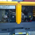 Mobilgenerator Atlas Copco QAS 40 2015  79 Timer