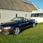 Audi A5 2,0 TFSi 180 Cabriolet Multitr.